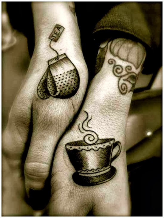 Tattoo Ideas For A Couple| Tattoo Designs For Couples