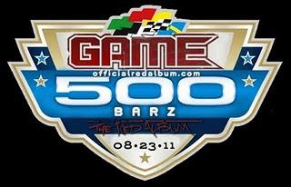 The Game - 500 Bars (Otis Freestyle)