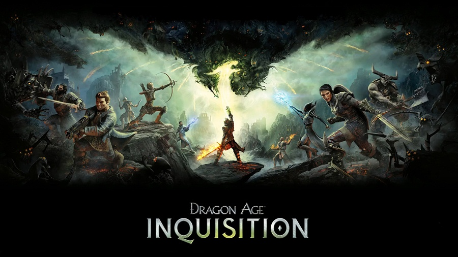 Dragon Age Inquisition PC Download Poster