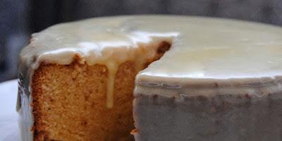 recetas de pasteles torta de chocolate blanco y miel