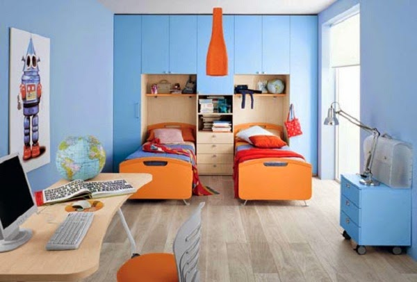 Decorating Small Bedrooms For Boys