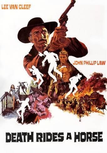 Death Rides A Horse (1967) ταινιες online seires xrysoi greek subs