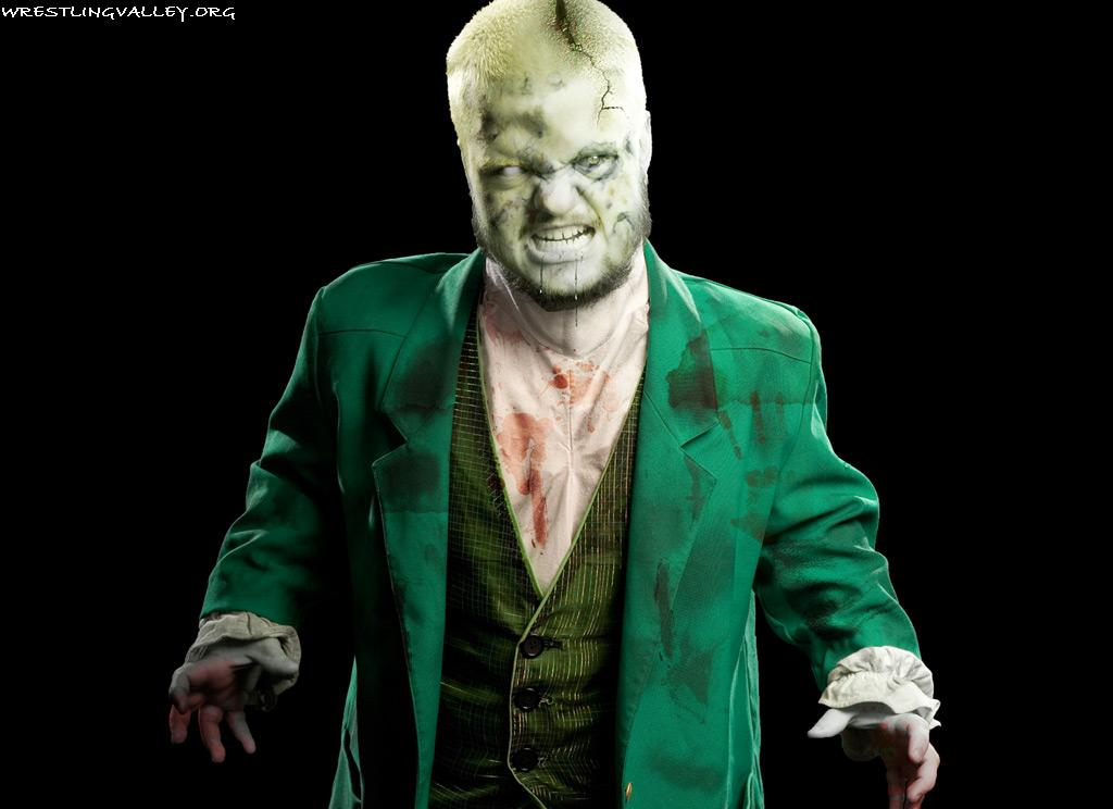 The Wrestlers: Hornswoggle Hornswoggle