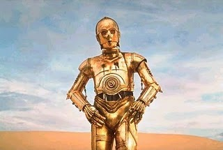 Star Wars - C3PO - Personagens Clássicos