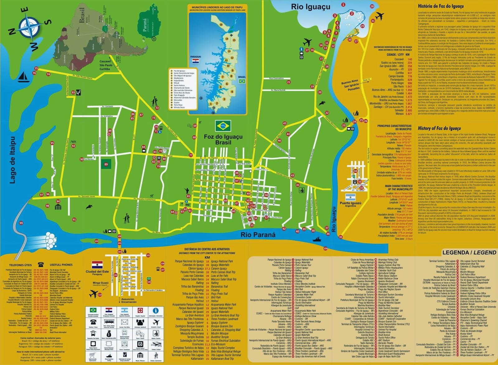 jardim ipe foz do iguacu : jardim ipe foz do iguacu:Lista dos Bairros de Foz do Iguaçu