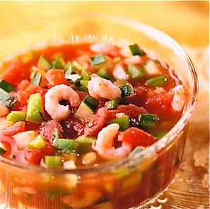 grogs4blogs: Seafood Gazpacho