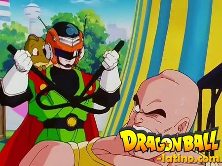 Dragon Ball Z capitulo 204