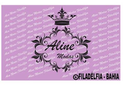 ALINE MODAS/ FILADÉLFIA BAHIA