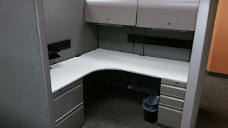 Knoll Morrison 6'x6' Office cubicles