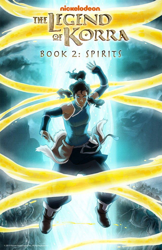 Avatar: A Lenda de Korra – Livro 2: Espíritos Download