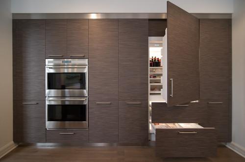 Refrigerador Embutido Casa Com Moda