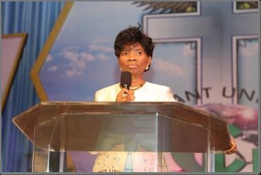 A Praying Family ~ Pastor Faith Oyedepo