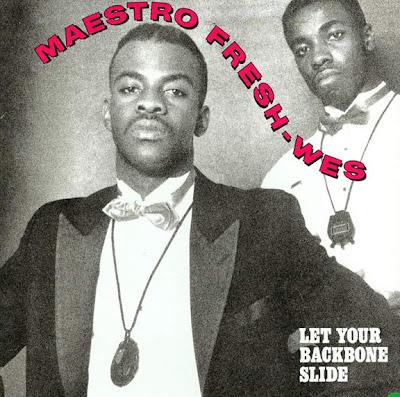 Maestro Fresh-Wes – Let Your Backbone Slide (VLS) (1989) (320 kbps)