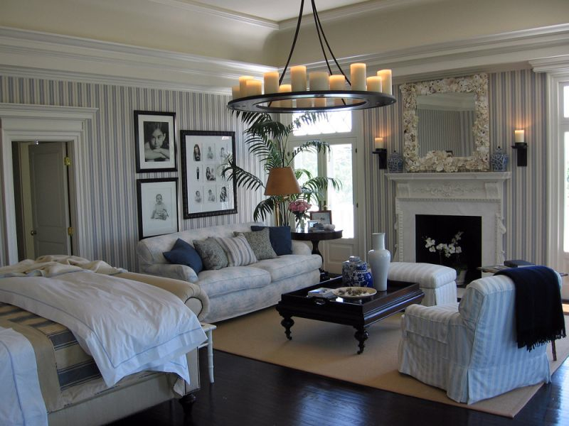 The arts by karena introducing scot meacham wood interior for Hamptons living room designs