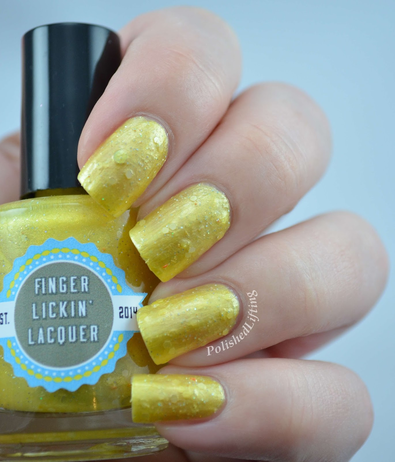 Finger Lickin' Lacquer Made in Heaven