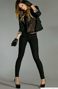 VOV JEANS MODA OTOÑO INVIERNO 2012: Campaña con Paula Chaves vov jeans moda jeans invierno
