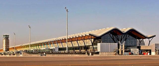 Bandara Barajas