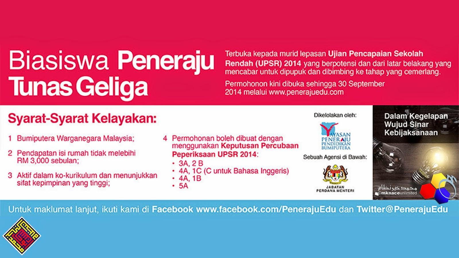 Jalinan Kolaboratif Pelaksanaan Program Peneraju Tunas Geliga Antara Kementerian Pendidikan Malaysia Kpm Dan Yayasan Peneraju Pendidikan Bumiputera Yppb