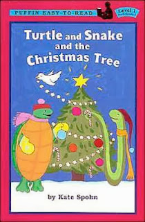 bookcover of TURTLE AND SNAKE AND THE CHRISTMAS TREE by Kate Spohn