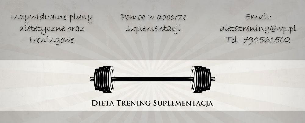 Diety, treningi, suplementacja...