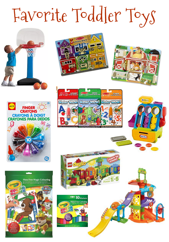Gift Guide: Toddler Toys