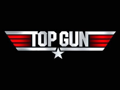 top gun symbol