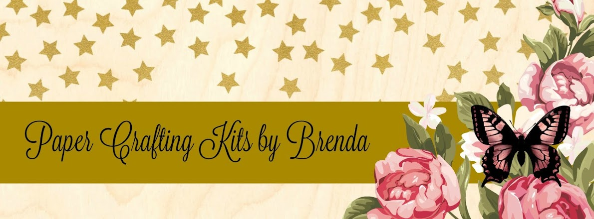 Paper Crafting Kits by Brenda