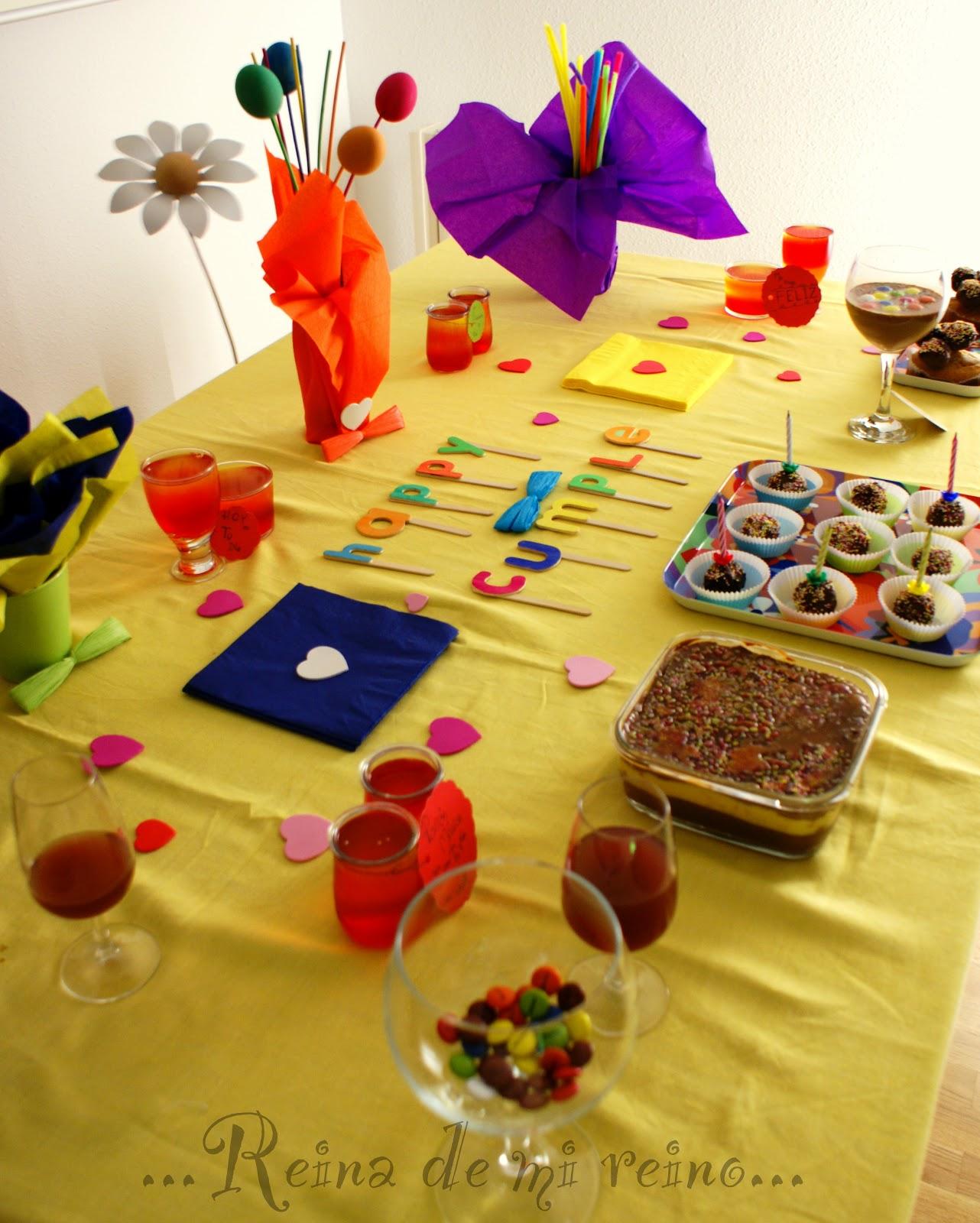 Reinademireino mesa para cumple sorpresa - Fiestas sorpresas de cumpleanos originales ...