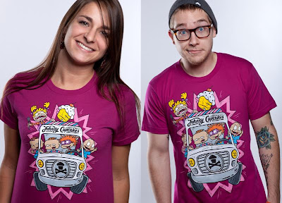 Nickelodeon x Johnny Cupcakes Collection Wave 1 - RugratsT-Shirt