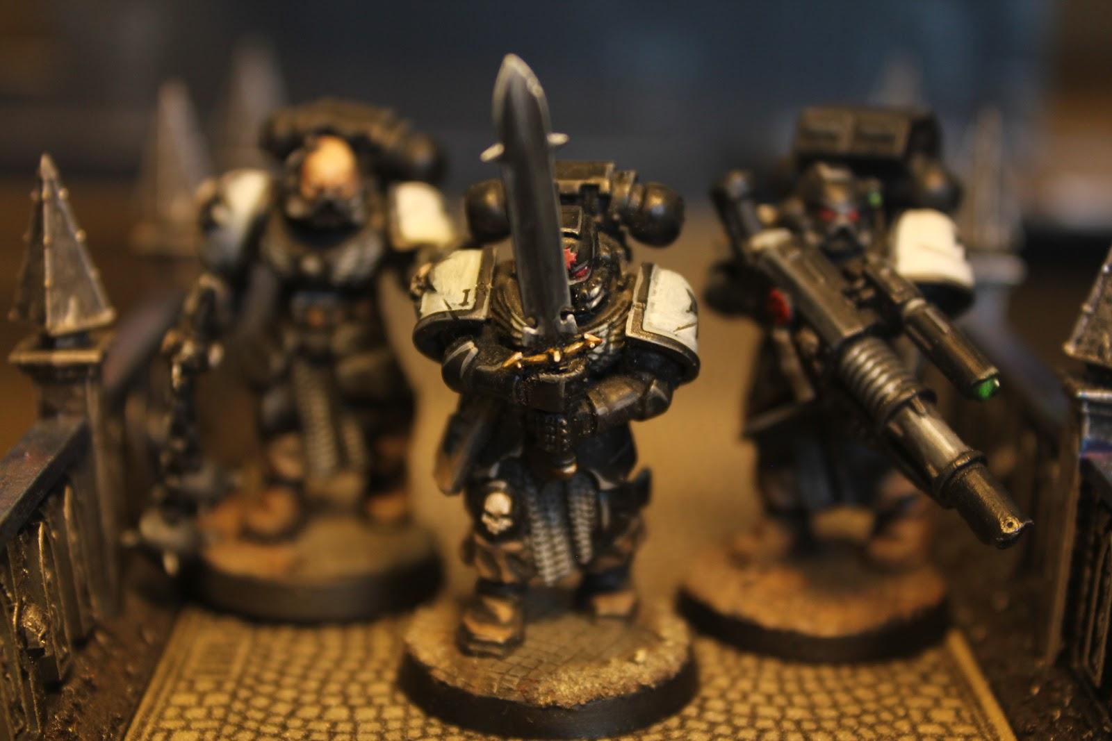War Head Black Templars