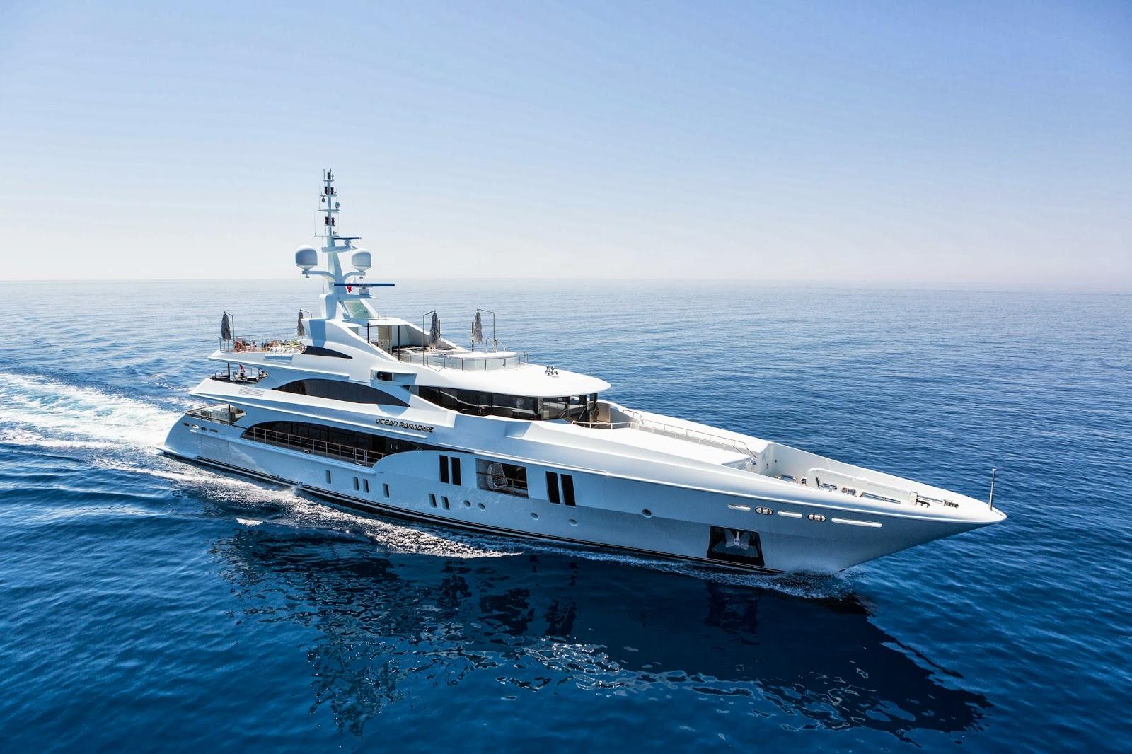 Benetti al Monaco Yacht Show 2013
