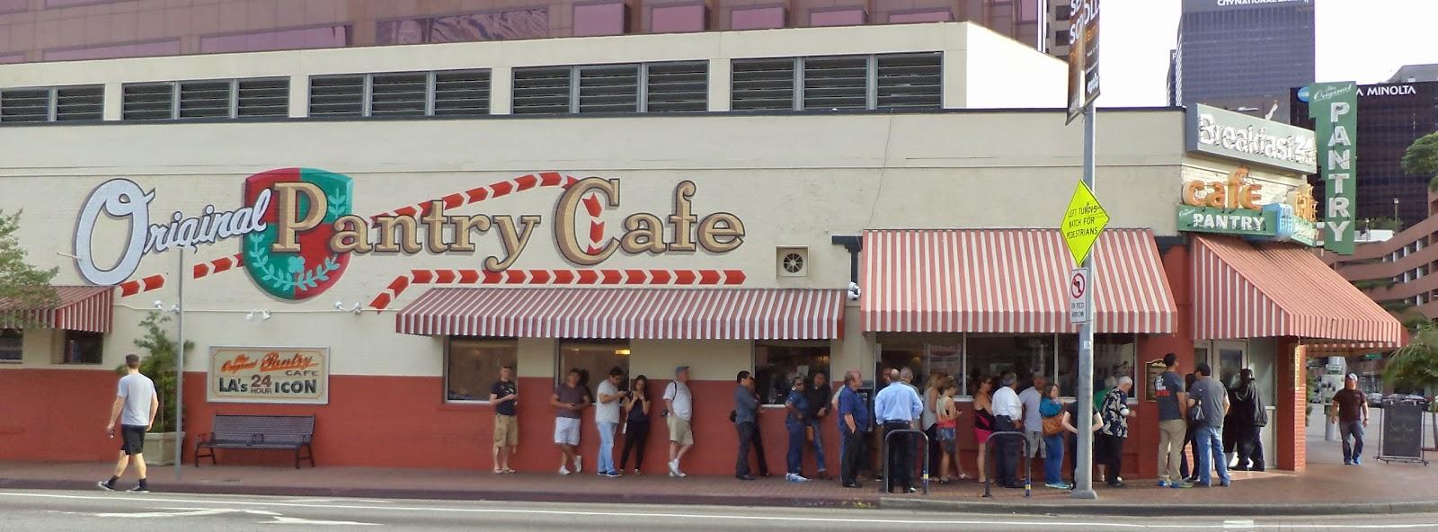 Culver City P O The Original Pantry Cafe