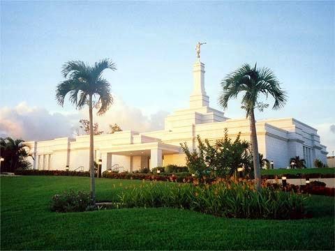 Tampico, Mexico LDS Temple