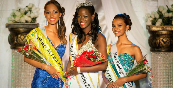 Miss Supranational Tropical Beauties 2013 Jaleeza Weibolt