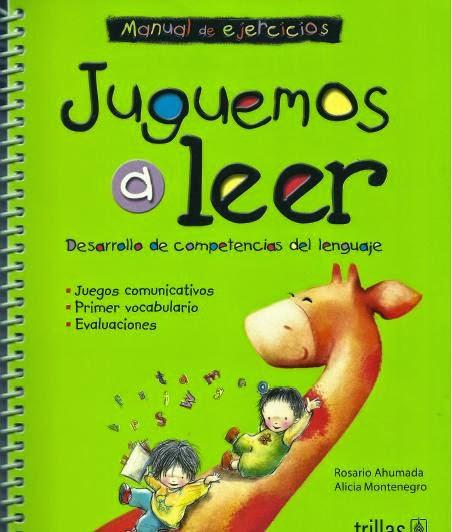 """Paquete de 2 libros """"JUGUEMOS A LEER"""""""