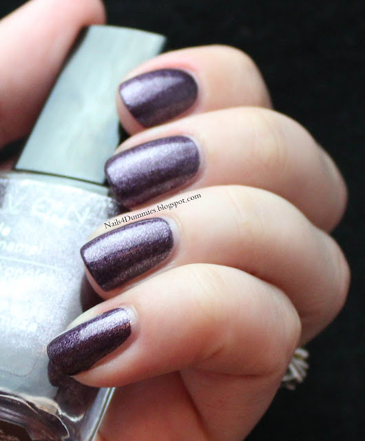 Nails4Dummies - Avone Suede Effects Soft Violet