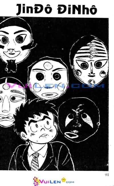 Jindodinho - Đường Dẫn Đến Khung Thành III  Tập 14 page 91 Congtruyen24h
