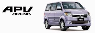 Harga Mobil Suzuki APV Arena di Cirebon
