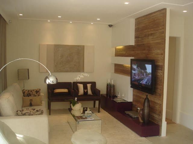 Moldura Gesso Sala Pequena ~ painel na parede substituiria a estante