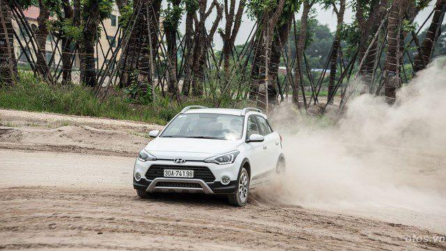 Hyundai i20 Active: Crossover đô thị hoàn hảo