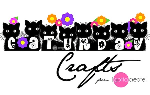 Purrfect cat-themed crafts, decor, fashion, food and baubles for your cat!   Visit I Gotta Create!