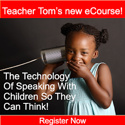 register for Teacher Tom's new e-course