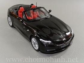 Xe mô hình tĩnh BMW Z4 sDrive35i E89 hiệu Kyosho tỉ lệ 1:18