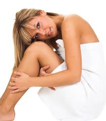 Антицелулитен масаж в банята