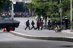 Kronologi Terjadinya Ledakan Bom di Gedung Sarinah - Jakarta