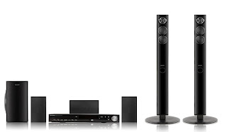 Tampilan Model SHARP HOME THEATER IN THE BOX HTCN830DVWE