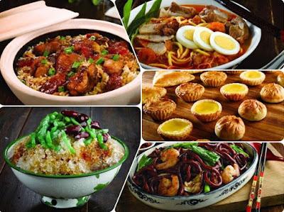 Ẩm thực châu Á đa dạng