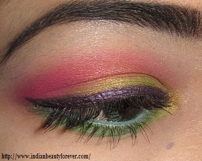 spring summer eye makeup