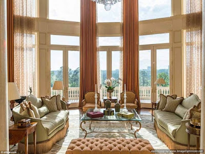 Inside Tyler Perry's $25m Mansion 5