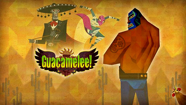 Guacamelee - Gold Edition Cover